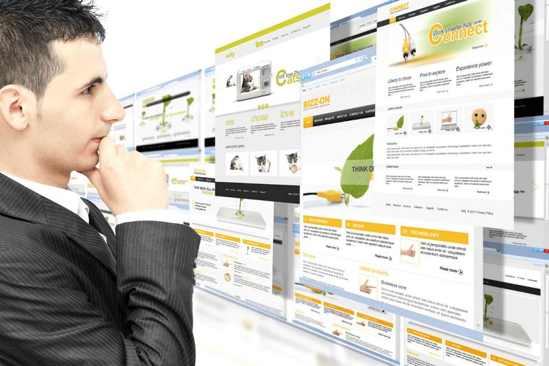 Профессиональный подход при создании сайтов в СПБ